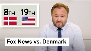 Fox News Tried Going After Denmark. Big Mistake. | NowThis