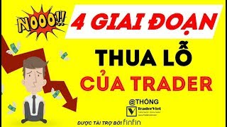 4 Giai Đoạn Thua Lỗ Của Trader