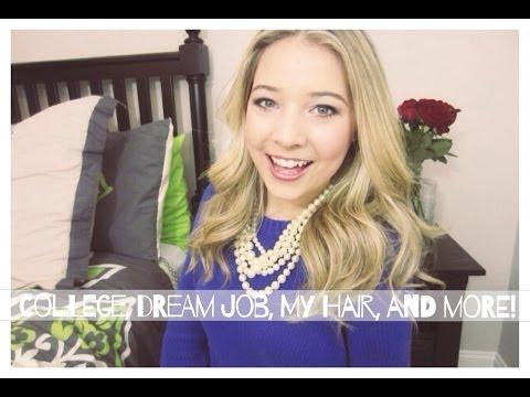Q&A | College, Dream Job, My Hair & More!