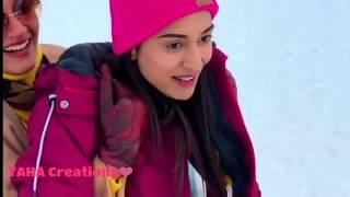 Erica Fernandez and Surbhi Chandna's Switzerland holidays'll tempt you to plan urs dis hot summer🔥❤