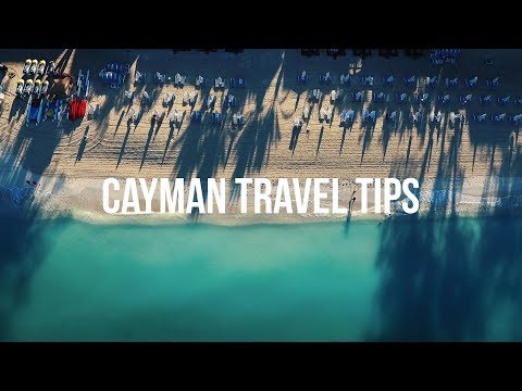 CAYMAN TRAVEL TIPS! | Season 2 | Vlog 16