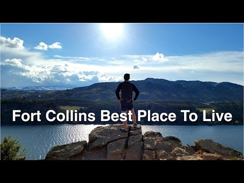 Fort Collins Best Place To Live