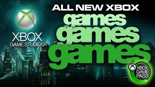 ALL New Leaked Xbox Games Coming to Xbox Project Scarlett | Next Generation Games for Microsoft