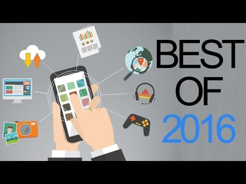 Top 20 Best Android Apps of 2016