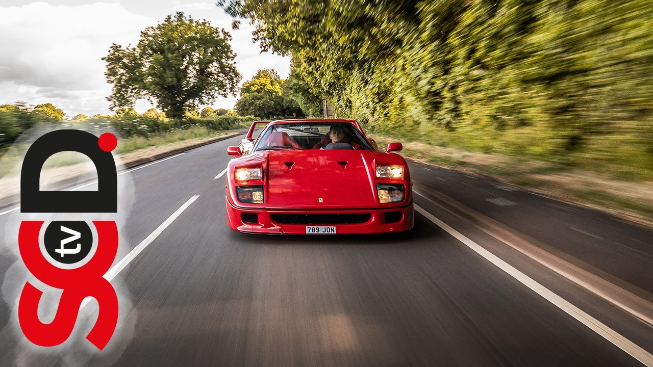 Ferrari F40 - 10 years & 20,000 miles | John McGurk