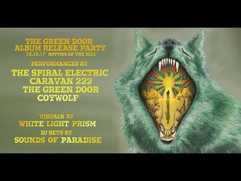 The Green Door - Album Release Party at Bottom Of The Hill in San Francisco, 12-15-17