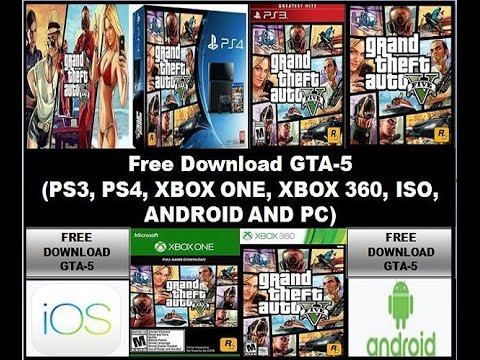 how to download gta 5 for ps3 free full version