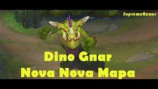 SupremeNexus - Dino Gnar i Nova Mapa v2