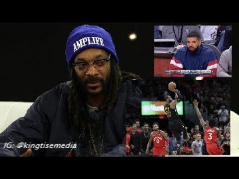 Snoop Dogg Trolls Drake After LeBron James Buzzer Beater Vs Raptors In Cavs Game 3 Victory