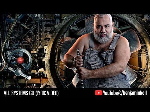 All Systems Go (Lyric Video) - Benjamin Koll