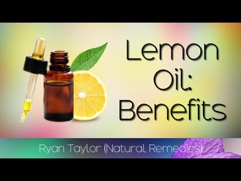 lemon-oil:-benefits-and-uses