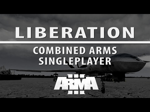 Liberation! with Advanced AI Command - Arma 3