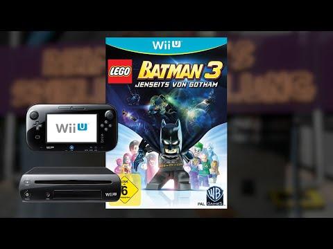 Gameplay : LEGO Batman 3 Jenseits von Gotham [WII U]