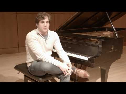 Silverman Piano Concerto Competition  Benjamin Hopkins