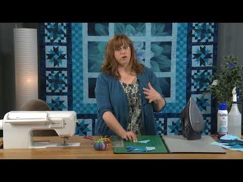 Dream Big BOM - Lesson 1 of 6 - Double Windmill Block