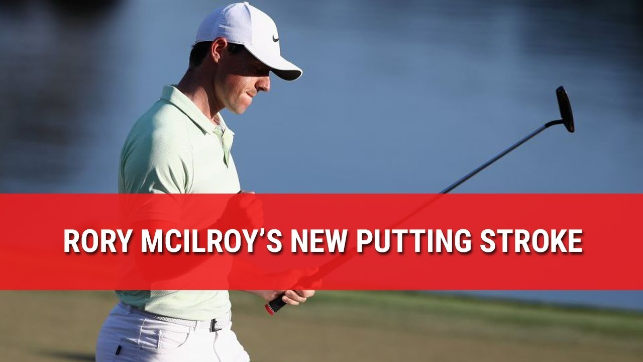Rory Mcilroy S Putting Practice Analysis Youtube