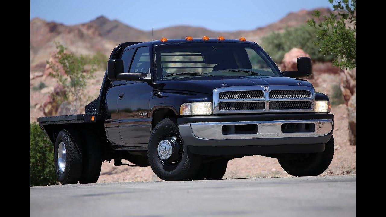 1999 Dodge 2500 Flatbed Ram