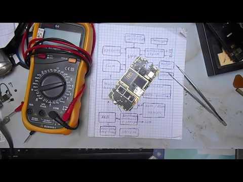 Схемы разных китайских зарядников для сотового телефона
