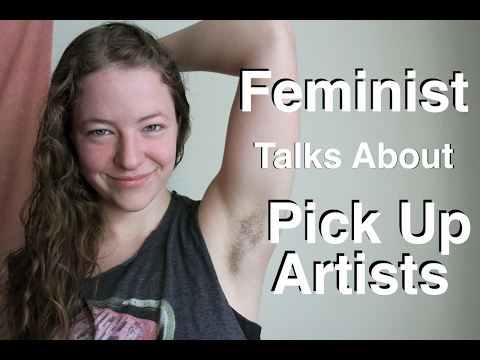 "Feminist Reveals SHOCKING TRUTH About ""PICK UP ARTIST"" Seminar"