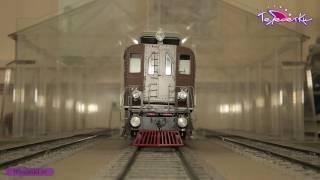 История железнодорожного транспорта России