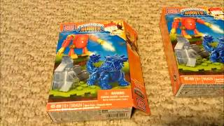 Mega Bloks Skylanders Giants Blue Bash Hero Pack #95424