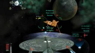 Star Trek Legacy: Enemies (Enterprise J)