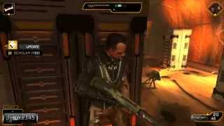 Deus Ex: The Fall Gameplay (PC HD)
