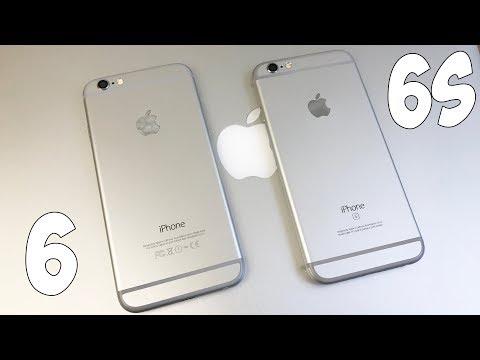 Как отличить айфон 6 от 6s внешне
