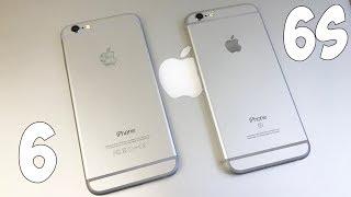 iPhone 6 vs iPhone 6S - ЧТО ВЫБРАТЬ? СРАВНЕНИЕ / ПЛЮСЫ И МИНУСЫ