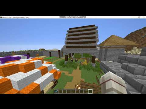 JezzCraft Survival Trailer