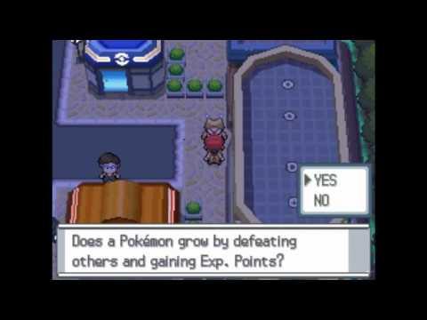 Let's Play Pokemon Diamond! - 003 - Poketch??