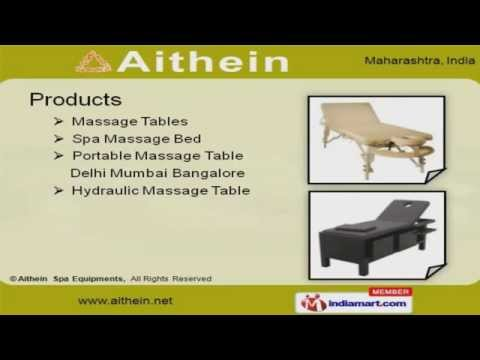 Our Complete Spa Solutions By Aithein Spa Equipments, Pune