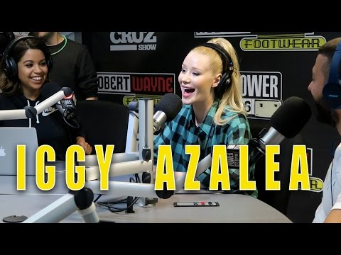 Iggy Azalea Speaks On New Album, Nick Young + Darkest Moments