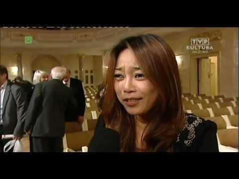 Soyoung Yoon - wywiad ze zwyciężczynią XIV Międzynarodowego Konkursu im. H. Wieniawskiego