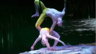 Cirque du Soleil Show TOTEM - Acrobats