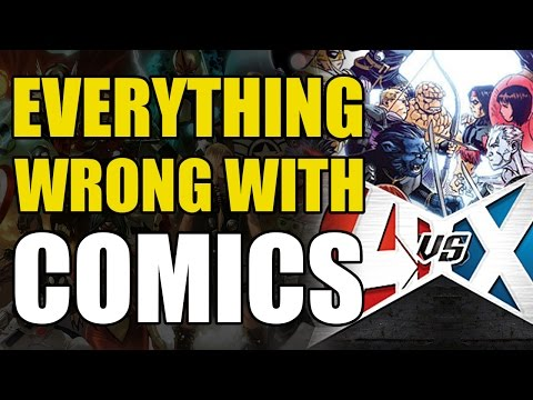 Everything Wrong With Comics: Event Fatigue