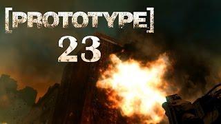 Let's Play - PROTOTYPE - Part #23 [Deutsch/German]: Panzer-Eskort ohne Ford