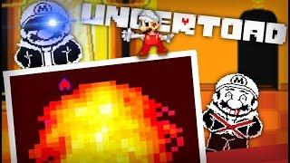 THE FINAL PHASE 3 + TRUE ENDING TO UNDERTOAD | Undertale Fan Game
