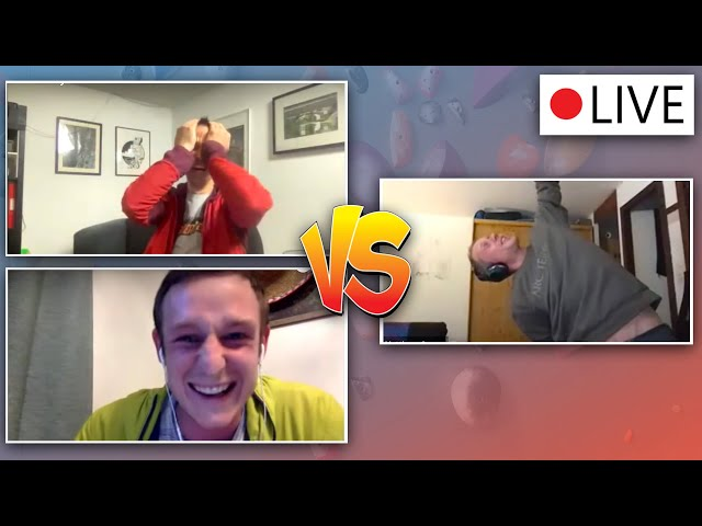 Wide Boyz VS. Matt Groom [IFSC Commentator] - 🔴LIVE