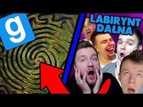 PRADAWNY LABIRYNT DAŁNA! || GARRY'S MOD || (z: Bladii, Mandzio, Plaga, Diabeuu) thumbnail