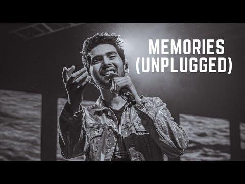 Memories Unplugged Kobe Bryant Tribute  Armaan Malik Live  Maroon 5