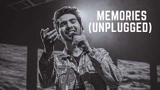 Memories - Kobe Bryant Tribute | Armaan Malik Live | Maroon 5