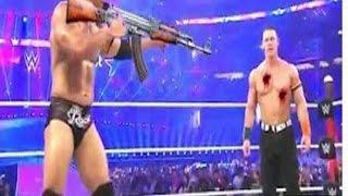Announce table crash landings: WWE Top 9