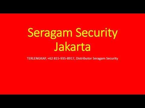 TERLENGKAP!!! +62 812-935-8927, Seragam Security Jakarta