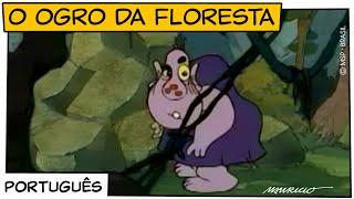 O ogro da floresta (1987) | Turma da Mônica