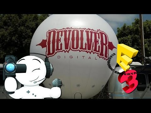 [Rediff] E3 2017 : La conférence WTF de Devolver en live !