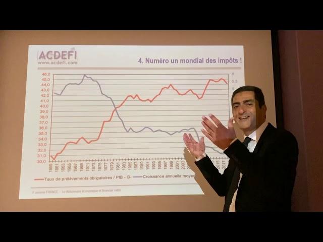 F comme... France : Comment sauver notre économie et notre modèle social ?