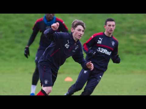 Performance School Profile: Billy Gilmour