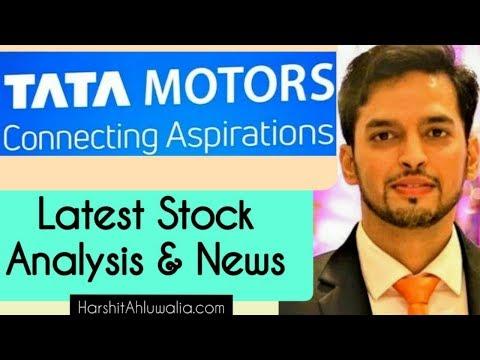 TATA Motors Share News and Analysis