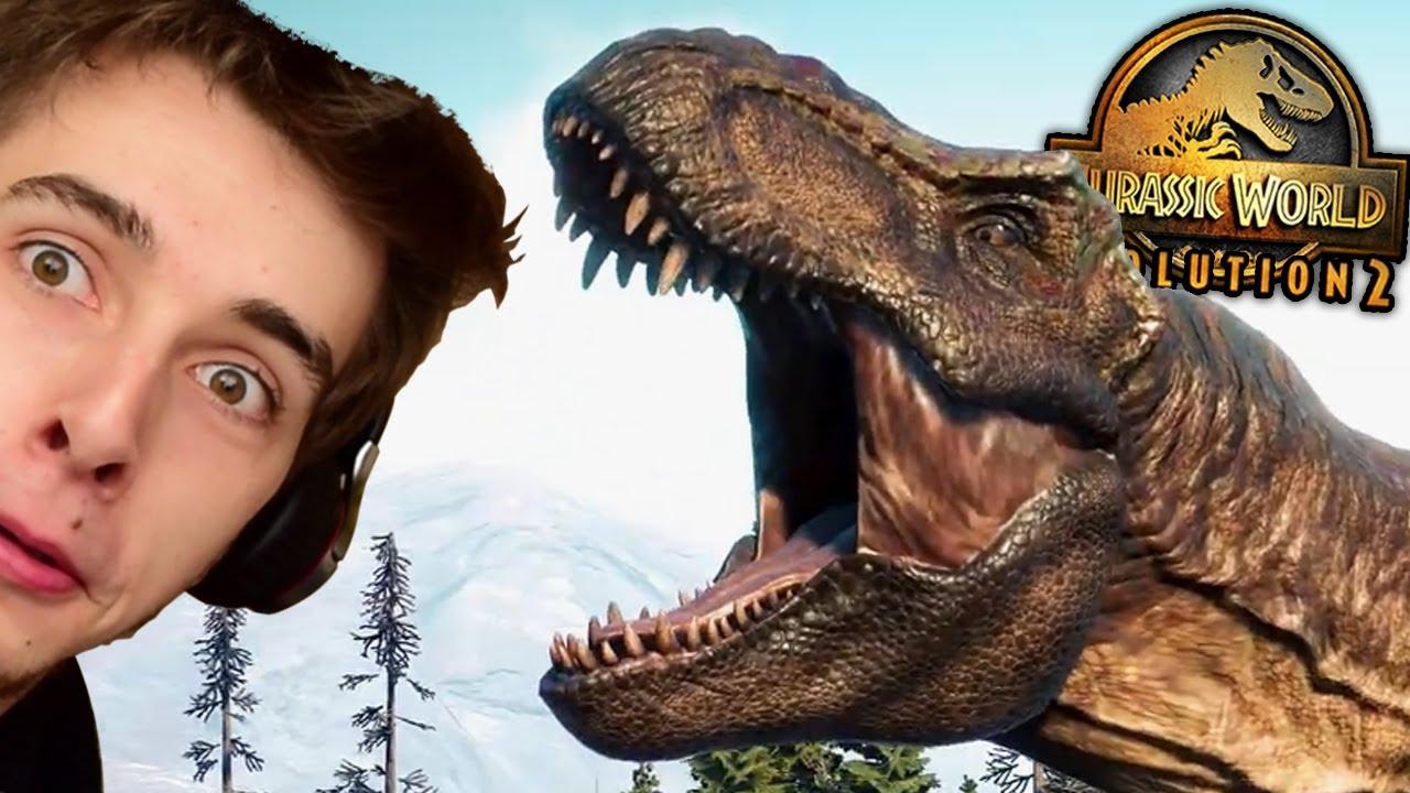 Download GAMEPLAY AND MUCH MORE! - Jurassic World Evolution 2 LIvestream
